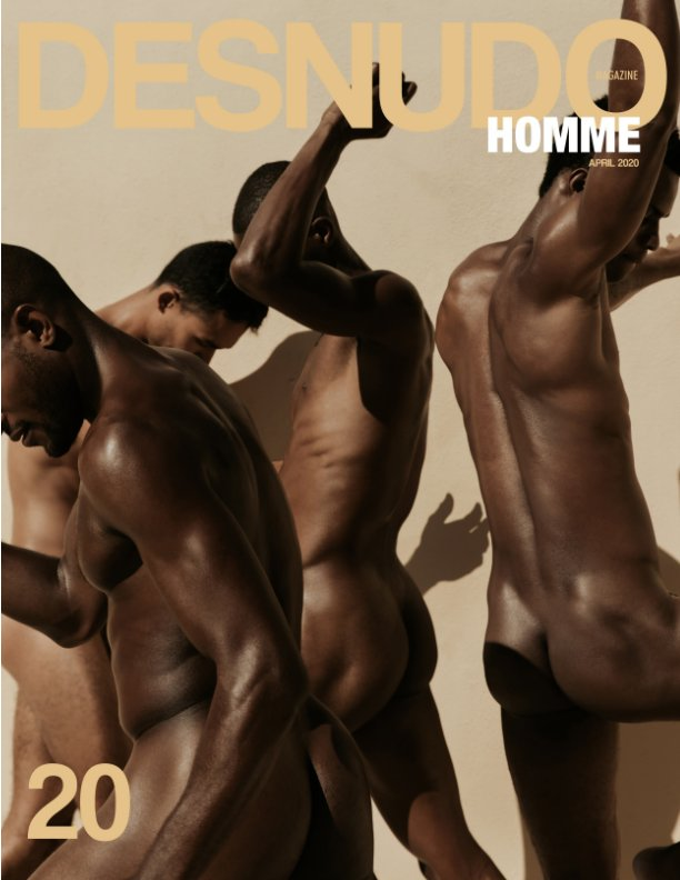 View Desnudo Homme issue 20 by Desnudo Magazine