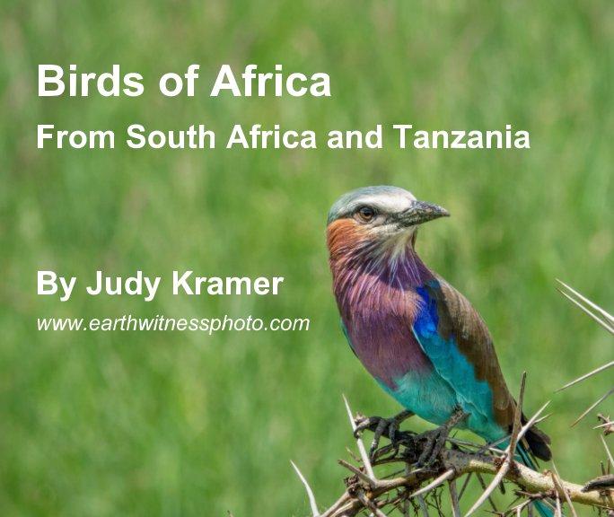 View Birds of Africa by Judy Kramer