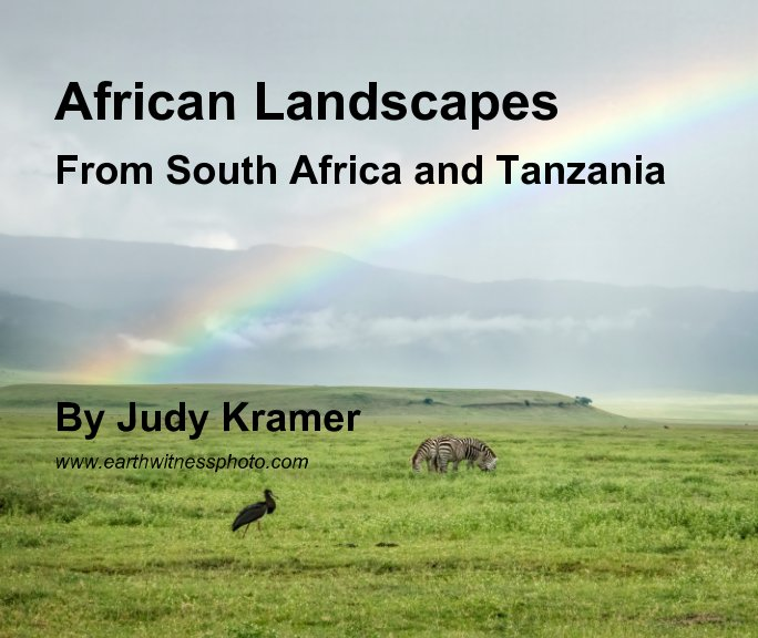 View African Landscapes by Judy Kramer