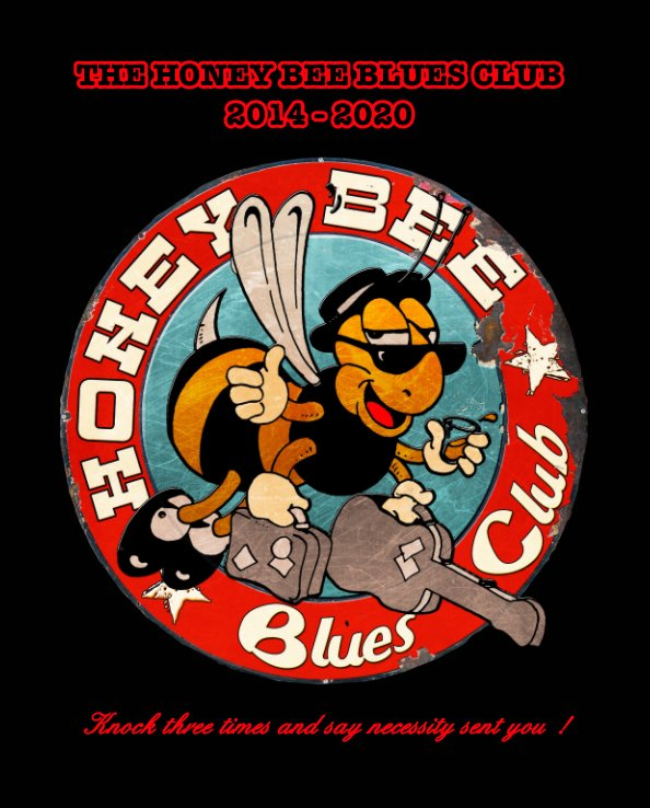 View honey bee blues club by martin f bedford