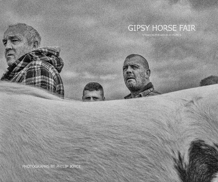 View Gipsy Horse Fair by Philip Joyce