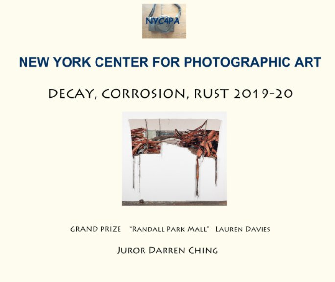 Decay, Corrosion, Rust nach NYC4PA anzeigen