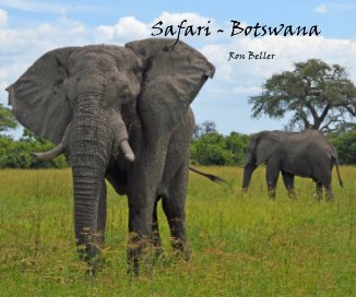 Safari - Botswana book cover