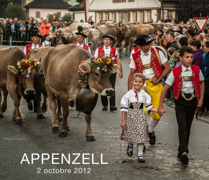 View Appenzell 2 octobre 2012 by Patrick Darlot