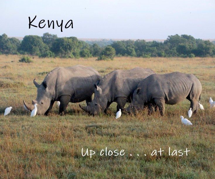 Kenya nach Jane Lehr anzeigen