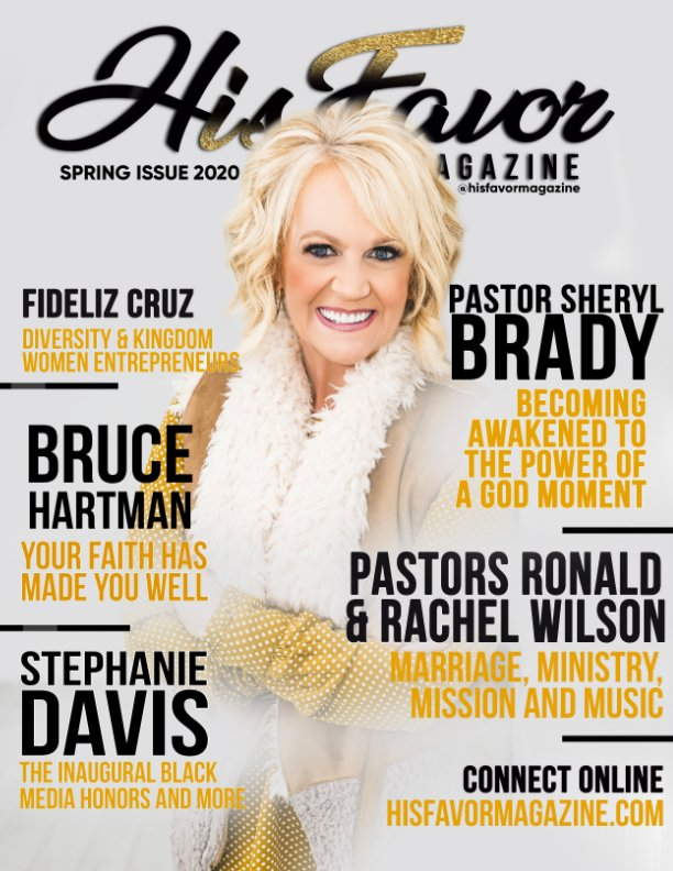 View Spring Issue 2020 by His Favor Ministries LLC