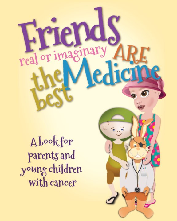 View Friends Real or Imaginary are the Best Medicine by Charlie Anderson
