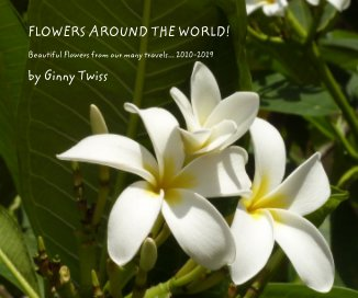 Flowers around the world book cover