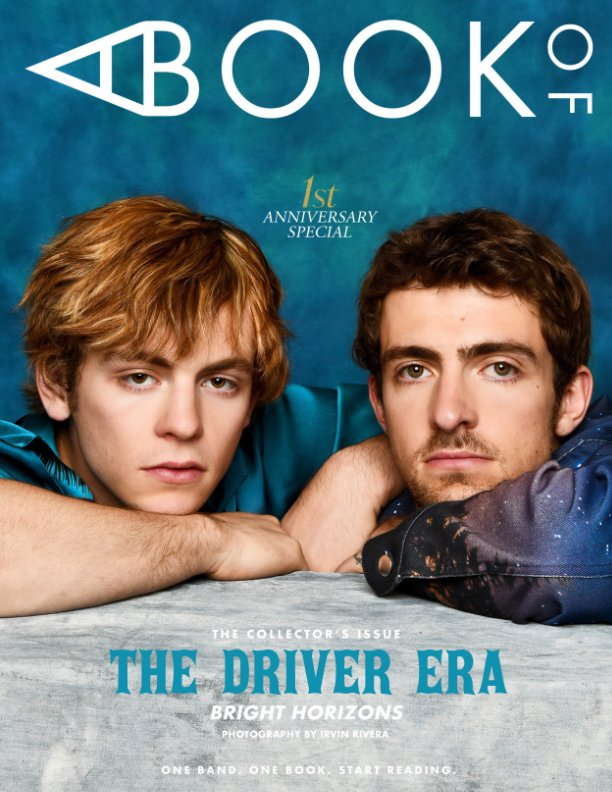 View A BOOK OF The Driver Era by A BOOK OF Magazine