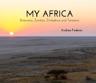 My Africa book cover