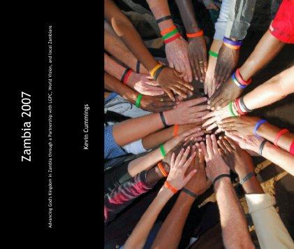Zambia 2007 book cover