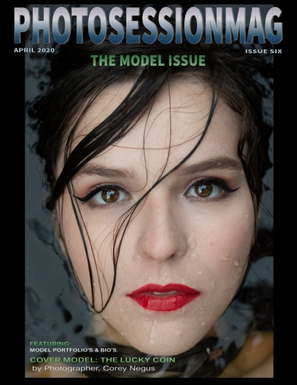 View Photosessioonmag Issue six by Kerry Ray Tracy