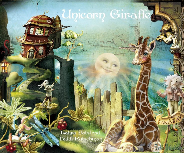 View Unicorn Giraffe by Laura Botsford
