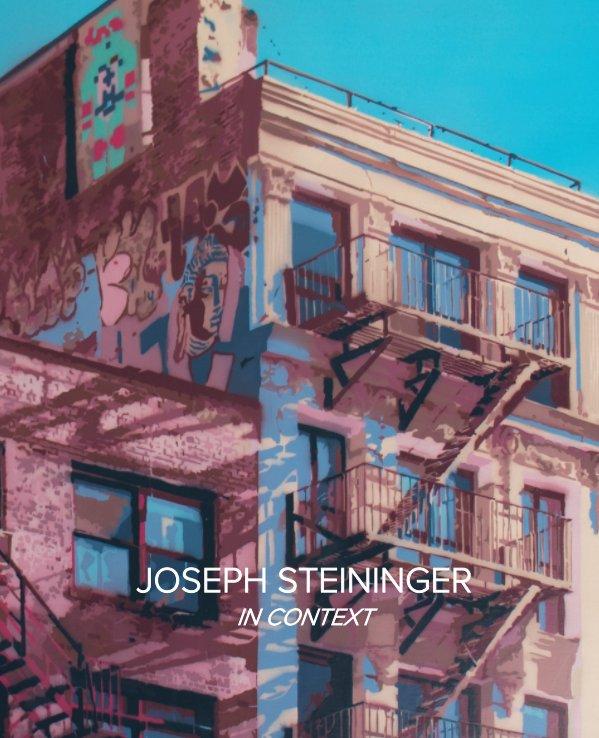 View Joseph Steininger - In Context by J. Rinehart Gallery