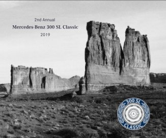 2nd Annual Mercedes-Benz 300 SL Classic 2019 book cover