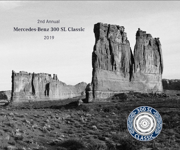 View 2nd Annual Mercedes-Benz 300 SL Classic 2019 by Surrey Schumm