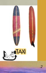 Taxi issue 2 book cover
