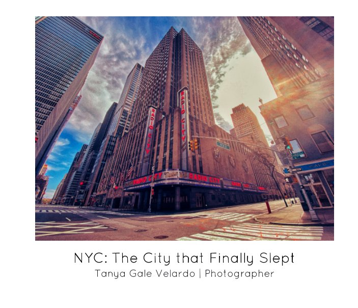 View NYC: The City that Finally Slept by Tanya Gale Velardo