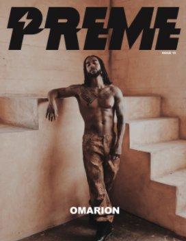 Preme Magazine Issue 15:  Omarion + Coi Leray book cover