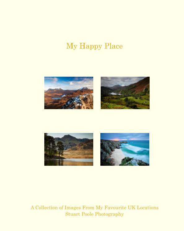 View My Happy Place by Stuart Poole