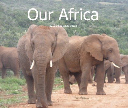 Our Africa book cover