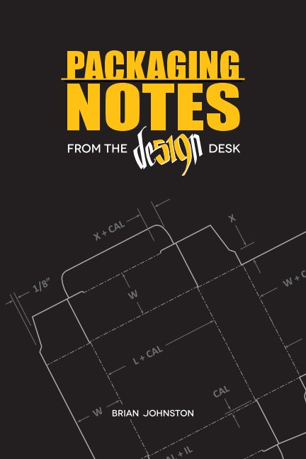 View Packaging Notes from the DE519N Desk by Brian Johnston