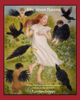 The Seven Ravens book cover