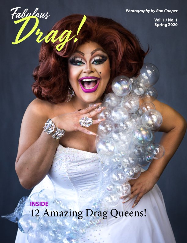 View Fabulous Drag by Ron Cooper
