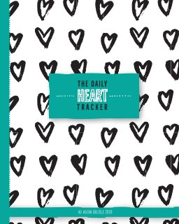 The Daily Heart Tracker book cover