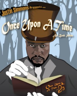 Once Upon A Time Art Book Series book cover