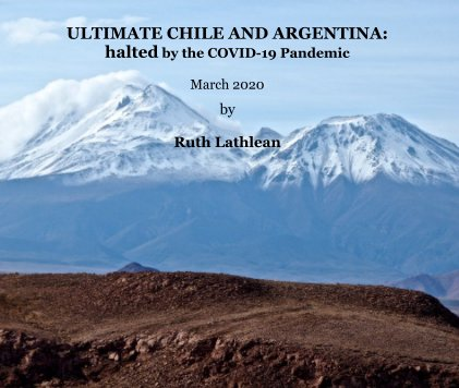 Ultimate Chile and Argentina book cover