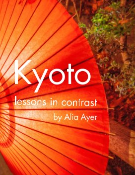 Kyoto: lessons in contrast book cover