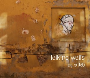 Talking walls book cover