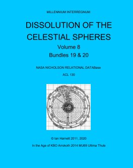 Dissolution of the Celestial Spheres 19, 20 book cover