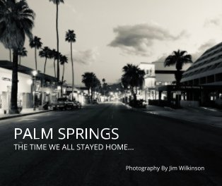 Palm Springs book cover