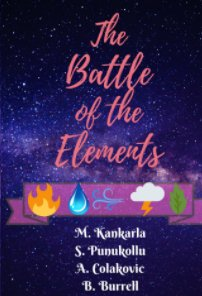 The Battle of the Elements book cover