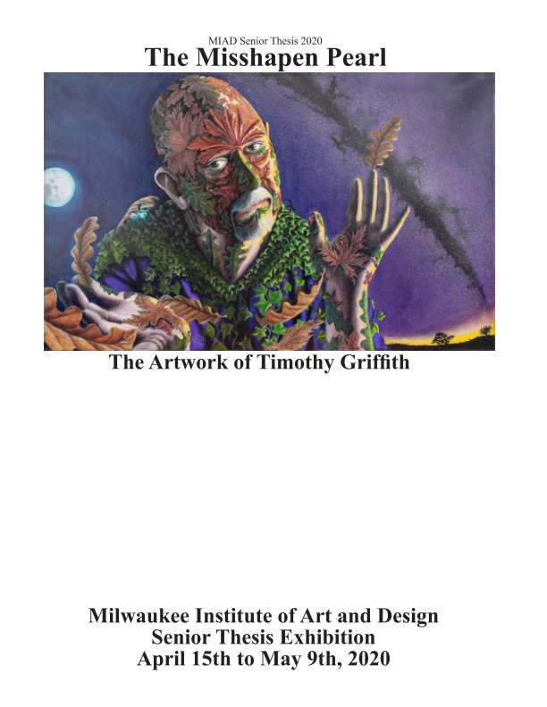 View Timothy Griffith Thesis Exhibition by Timothy Griffith