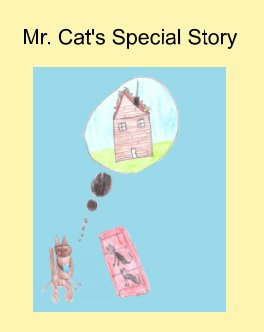 Mr. Cat's Special Story book cover