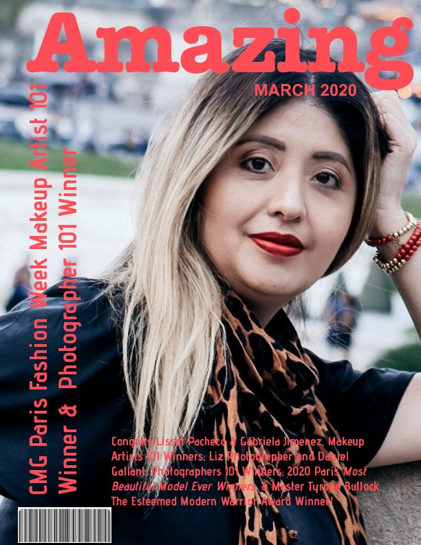 View AMAZING (March 2020) by CMG Press