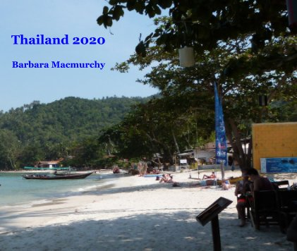 Thailand 2020 book cover