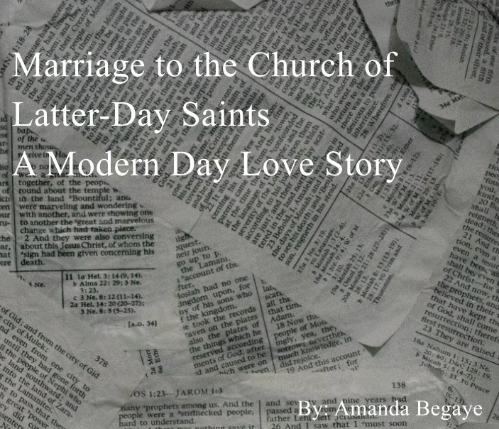 View Marriage to the Church of Latter-Day Saints by Amanda Begaye