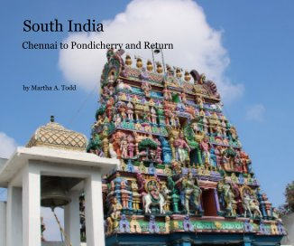 South India book cover