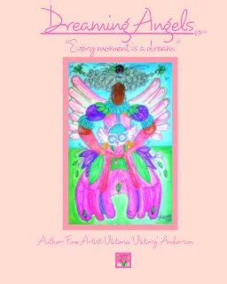 Dreaming Angels book cover
