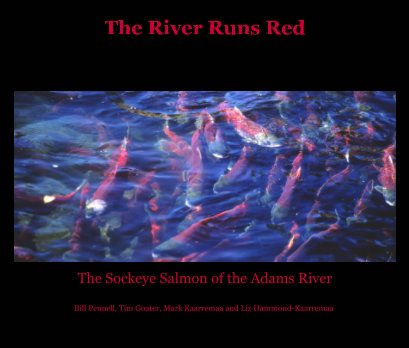 The River Runs Red book cover