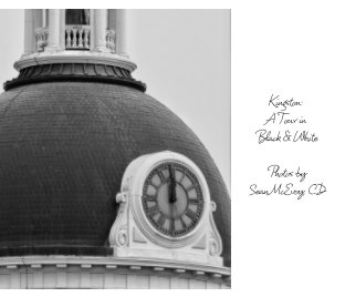 Kingston: A Tour in Black and White book cover