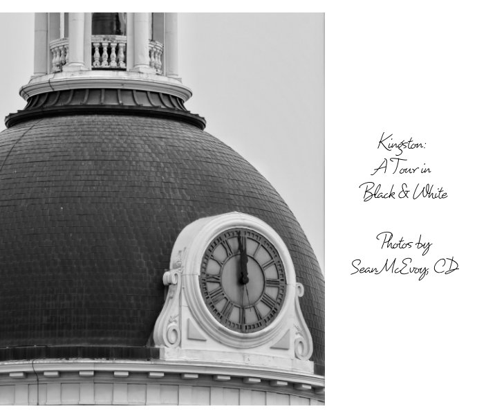 Ver Kingston: A Tour in Black and White por Sean McEvoy, CD