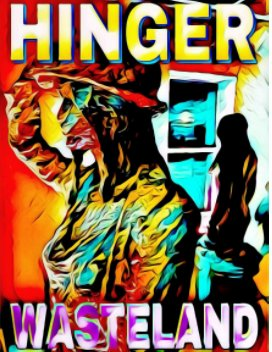 HINGER WasteLand  Catalogue book cover