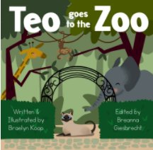 Teo goes to the Zoo book cover