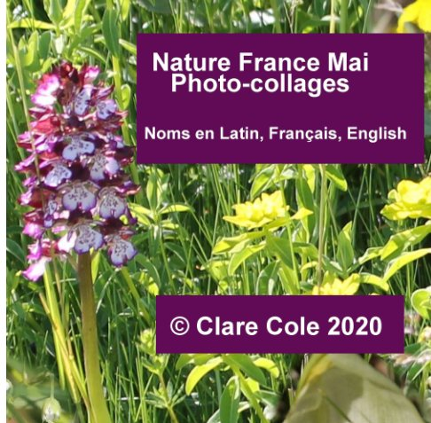 Ver Nature France Mai Photo-Collages por Clare Cole