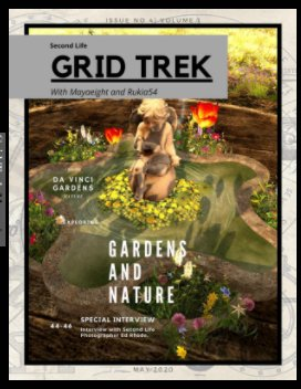 Grid Trek Magazine May 2020 book cover